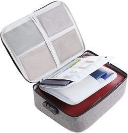 Document Holder with Lock