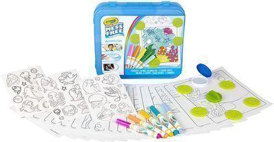 Crayola Color Wonder Mess Free Coloring 30- Piece Activity Set