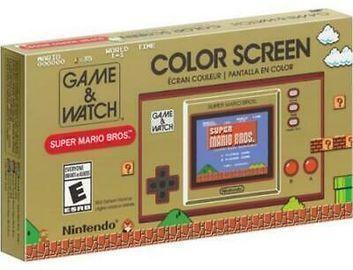Nintendo Game & Watch: Super Mario Bros Handheld