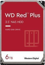 WD Red Plus 6TB NAS Hard Disk Drive