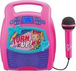 JoJo Siwa Bluetooth Karaoke Machine