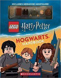 LEGO Harry Potter Hogwarts Handbook + Hermione Minifigure