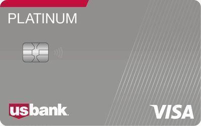 U.S. Bank - U.S. Bank Visa® Platinum Card   0% APR for 20 Billing Cycles