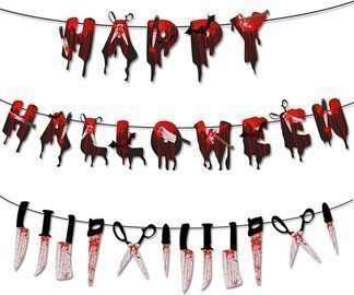 Halloween Horror Banner