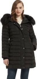 Long Puffer Coats
