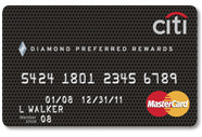 Citi - Diamond Preferred Rewards Card – $100 Statement Credit + Intro 0% APR