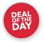 Best Buy - Up to 75% Off Deal of the Day