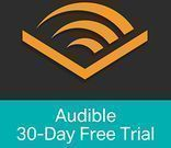 Amazon - FREE 30 Day Audible Trial