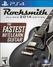 Rocksmith 2014 Edition w/ Guitar Cable (Most Platforms)