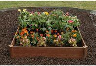 Greenland Gardener 42″×42″ Raised Garden Bed Kit