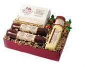 Hickory Farms Holiday Tradition Sausage & Cheese Gift Set