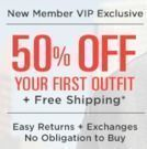 Fabletics - 50% Off 1st Outfit