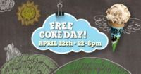 Ben & Jerry's - Free Cone Day