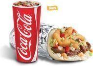 DelTaco - Free Medium Fountain Drink w/ Epic Burrito Order (In-Store)