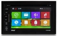 Pyle 6.5 Double-DIN Touchscreen Multimedia Player & GPS