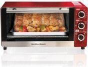 Hamilton Beach 6-Slice Convection Toaster/Broiler Oven