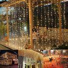 9.8'x6.6' 224-LED Fairy Light Curtain