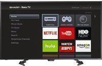 Sharp LC-50LB481U 50 1080p LED LCD Smart HDTV