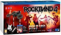 Rock Band 4 Band-in-a-Box Bundle (PS4 / Xbox One)