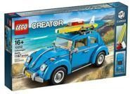 LEGO Creator Volkswagen Beetle + Police Helicopter