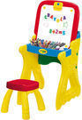 Crayola Play 'N Fold Art Two-In One Desk/Easel Studio