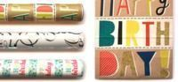 Hallmark.com - Gift Wrap: Buy One Get One 50% Off