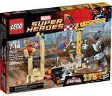 LEGO Super Heroes Rhino and Sandman Super Villain Team-Up