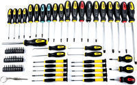 Jegs Performance 69-Piece Screwdriver Set