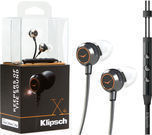 Klipsch Reference X4i In-Ear Headphones w/ Remote and Mic