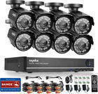 Sannce 8-Camera 960H / 1080p CCTV Security Camera System