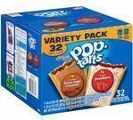 Pop-Tarts 32-Count Variety Pack (Add-On Item)