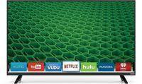 Vizio D50 D1 50 LED Smart HDTV + $150 Dell eGift Card