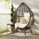 Mcanally Teardrop Chair by Brayden Studio