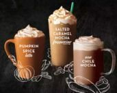 Starbucks Store - $3 Grande Fall Flavors (2-5 p.m.)