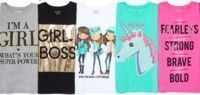 The Children's Place - All Graphic Tees: $5.99 and Up