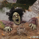 FX Clawing Zombie Ground Breaker