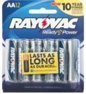 Rayovac AA Alkaline Battery 24-Pack