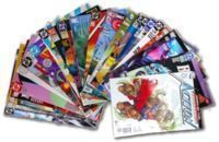 DC or Marvel Comics 25-Title Bundle