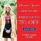 Draper James - Up to 75% Off Lucky You Sale