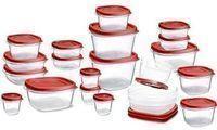 Rubbermaid 42-Piece Easy-Find Lid Food Storage Set