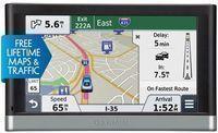 Garmin Nuvi 2598LMTHD 5 GPS w/Lifetime Maps&Traffic- Refurb