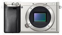Sony Alpha a6000 24MP Mirrorless Digital Camera (Body only)
