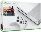 Xbox One S 500GB Battlefield 1 Bundle + 3 Mon Gold Xbox Live