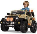 Dynacraft Surge Camo 6V 4X4 Battery-Powered Ride-On