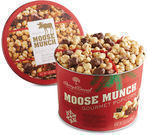 Harry and David Moose Munch Gourmet Popcorn Tin