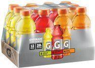 12-Pack of 20oz Gatorade Variety Pack