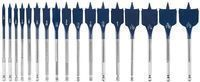 Bosch 17-Piece Daredevil Spade Bit Set with Pouch