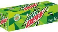Kroeger Stores - 12-Pack of 12oz Mountain Dew FREE