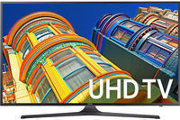 Samsung UN65KU6300 65 4K UHD HDR Smart LED TV