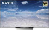 Sony 75 Smart 4K Ultra HD TV w/ HDR - XBR75X850DSKU